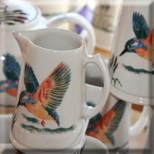 kingfisher design
