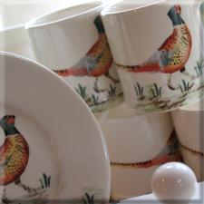 pheasant design