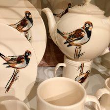 Lino House Sparrow